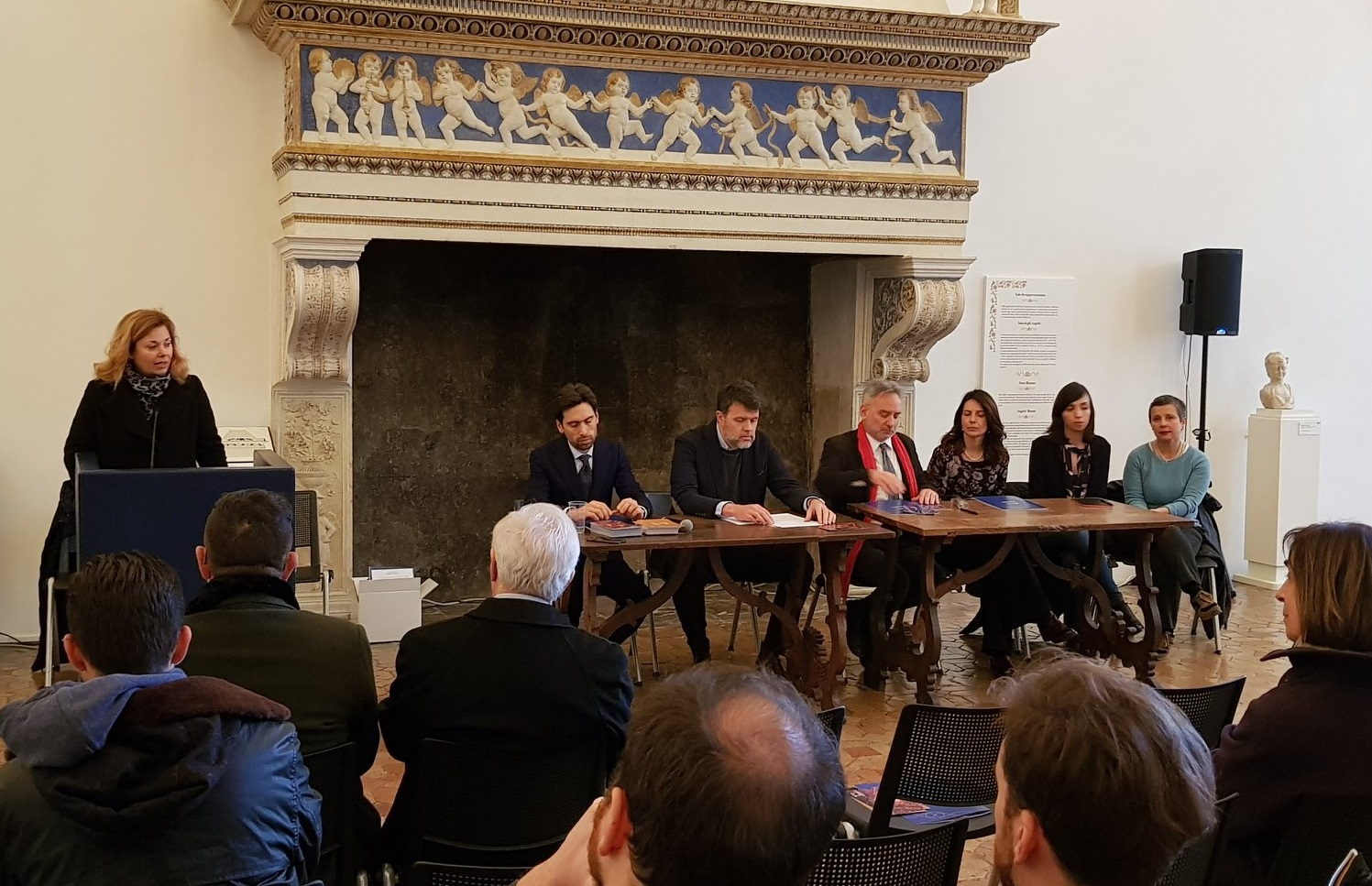 Conferenza stampa 23.12.2019