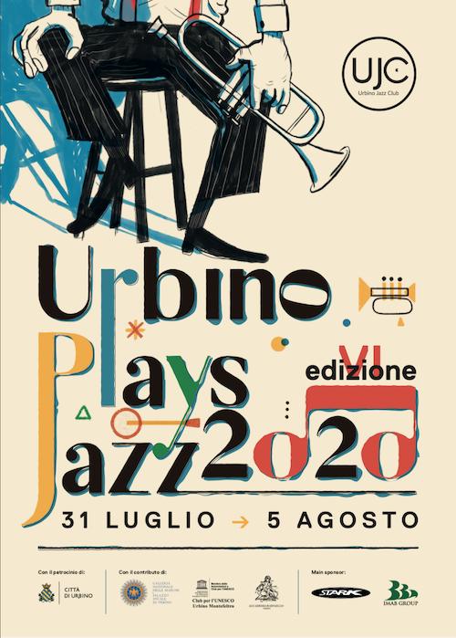 IL CUUM A FIANCO DEL FESTIVAL URBINO PLAY JAZZ 2020 – UPJ20